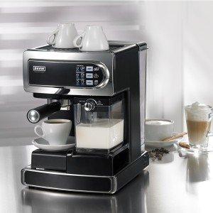 Espressomaschine Siebträger Test