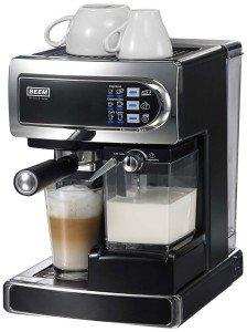 Espressomaschine mit Siebträger im Test