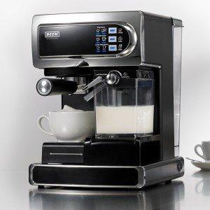Testsieger 2015 Espressomaschine