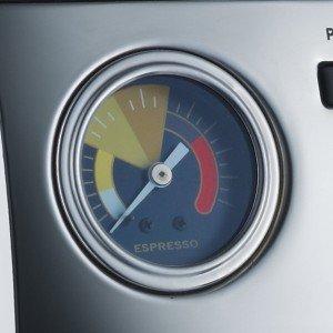 Druckmanometer für den Espresso