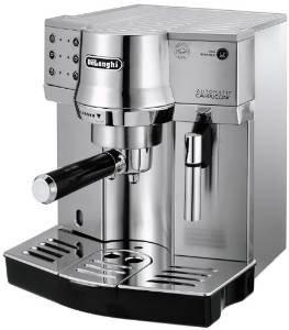 Espressomaschine Siebträger mit Mahlwerk