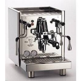 Espressomaschine mit Festwasseranschluss