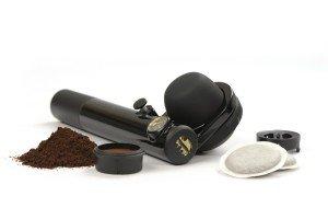 Espressomaschine ohne Strom