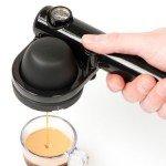 Handpresso Hybrid für unterwegs