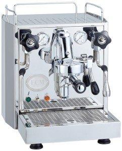professionell hergestellter Espresso